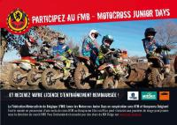 Motorcross Junior days in Lille: alle praktische info