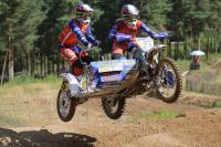 Team Nederland wint Sidecarcross of Nations
