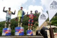 Wade Young pakt eindzege in Red Bull Romaniacs