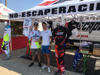 No Escape Racing aanwezig op de BK wedstrijd in Balen