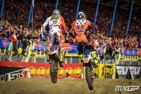 Zie de spannendste gevechten van de Grand Prix in Assen