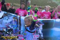 Zie hoe Lotte van Drunen Open Nederlands Kampioen 65cc kl.w werd