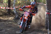 Daan Bruijsten in de top 5 in slotcross zesdaagse