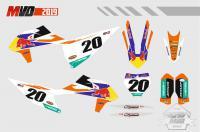 Verschillende nieuwe ontwerpen bij MV Decals