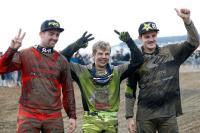 Todd Kellett wint Weston Beachrace