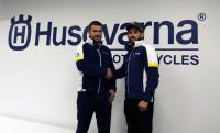 Elliott Banks Browne verlengt contract met het Geartec Husqvarna Motorcycles team