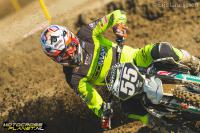 Mike Kras aan de start in Supercross Goes