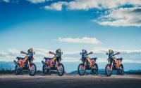 Zie de laatste voorbereiding van het Red Bull KTM team op de Dakar Rally
