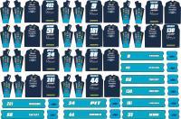 Ook het GT Husqvarna MX-Team kiest voor de kwaliteit en uitstraling van NO ESCAPE kleding