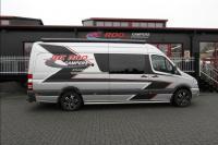 Te koop: Mercedes Sprinter 319 CDI - Crossbus - Automaat 190 PK