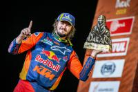 Film: Operatie noodzakelijk voor Dakar winnaar Toby Price