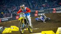 Film: Chad Reed keert terug naar de Australian Supercross Open in Melbourne