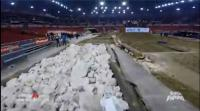 Onboard lap over het WK Superenduro circuit in Budapest