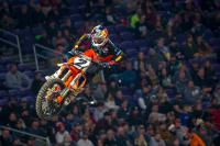 Close finish brengt Cooper Webb de zege in AMA Supercross in Arlington