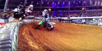 Film: Bowers beukt Barcia de baan uit in Arlington