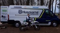 GT Husqvarna team gaat na goed verlopen winter gemotiveerd het cross seizoen in