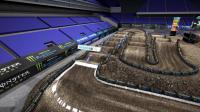 AMA Supercross Seattle: Animatielap over de baan
