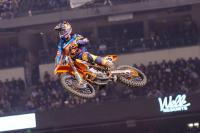 Watch qualifying of the AMA Supercross in Santa Clara live