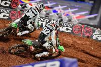 Austin Forkner terug aan de start in AMA Supercross in East Rutherford