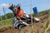 MX Rookie Jeremy Knuiman boekt overwinning tijdens MON MX2 Jeugd Utrecht