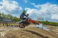 Schepers Racing pakt met Wesley Schepers top tien plaats in het ONK 500 in Harfsen