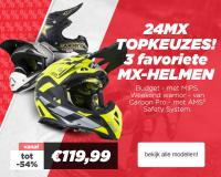 24MX Top Picks! Helmets, Boots, Protection, Goggles! Budget to PRO