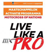 Live Like a Pro' Motocross of Nations 2019