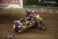 Maximale score voor Sidecarteam Bax in thuis Grand Prix in Markelo