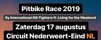 Pitbike Race op 17 augustus in Nederweert-Eind