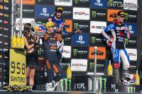 Zie hoe Glenn Coldenhoff en Standing Construct KTM de GP van Imola wonnen