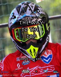 Pre Order nu de DVD The way to the top (Ivano van Erp)