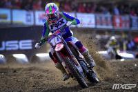 Calvin Vlaanderen wint tweede manche MX2 in Zweden