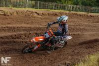 Galvin mx team aan de start bij ONK KNMV in Halle en Lierop