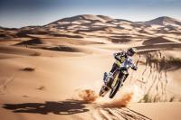 Zie hoe Andrew Short zijn allereerste rally zege pakte in Marokko