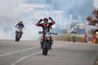 Film: Marc Reiner Schmidt wint superbiker in Mettet
