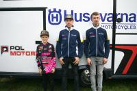 Pol Motors Husqvarna team met drie Amerikanen van start in Dutch Supercross Zuidbroek