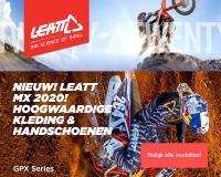 LEATT 2020! Premium crosskleding & handschoenen bij 24 MX!