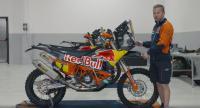 Kom alles te weten over de fabrieks KTM Dakar motor