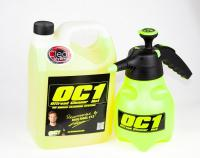 Gratis fles OC1 Dirt Bike Clean