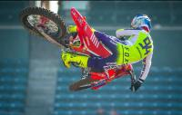 Ken Roczen allersnelste over beide kwalificaties AMA Supercross Salt Lake City