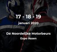 Wij zijn erbij: Dé Noordelijke Motorbeurs 2020
