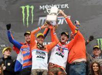 Code Oranje - De Weg Naar Goud Bij De Motocross of Nations