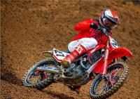 Malcolm Stewart het snelste in vrije training AMA Supercross Salt Lake City