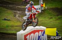 Jeffrey Herlings domineert eerste manche MXGP in Engeland