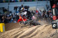 Onboard met Ken Roczen in finale AMA supercross Salt Lake City