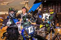 Video hoogtepunten finale 250 AMA Supercross Salt Lake City 2