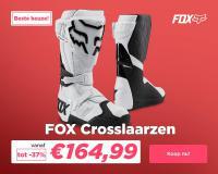 Ontdek onze aanbiedingen bij 24 MX op FOX Laarzen