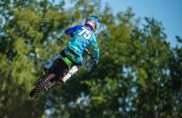 Bradley Mesters pakt top vijf plaats in het Frans Kampioenschap in Magescq