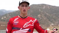 Film: Supercrosstraining met Chase Sexton op Honda CRF450 model 2021