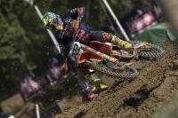 Zie hoe Cairoli en Vialle de Grand Prix van Faenza wonnen